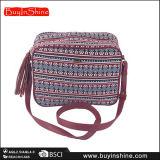 パターン女性のふさのCrossbody多彩な民族袋