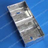 Caixa de tomada do metal