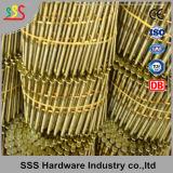Il chiodo della bobina del pallet/bobina di Zince inchioda /Painted o il chiodo lucidato della bobina per il pallet