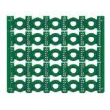 1L 0.6mm 35um OSP回路PCBのボード