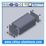Niedrigerer Preis-kundenspezifisches Aluminiumprofil 6063 für Architektur