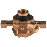 Ball Bronze Valve per Water Meter Manufacturer