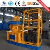 Máquina vertical de la pelotilla del serrín de la estructura de la alta calidad