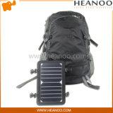 Sac à dos solaire de paquet de sac de chargeurs de batterie portative d'USB pour la hausse
