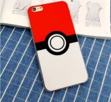 iPhone 6s/6sのためのPokemon Pokeballのケースと