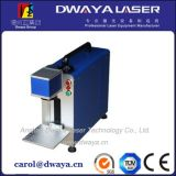 Laser portatile Marking Machine Price 50W di Metal Fiber da vendere