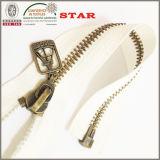2016 BronzeMetal Zipper für Garments