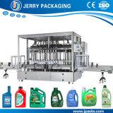 Automatische Paste u. zähflüssige Flüssigkeit-Füllmaschine für Flasche u. Eimer