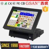 Легко для использования системы кассового аппарата кассового аппарата для стержня POS экрана касания мелкия бизнеса