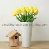 甘い小型チューリップの装飾(SW01502)のための人工的なWedddingの花