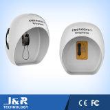 Kiosque de téléphone de réduction du bruit, kiosque acoustique de téléphone, kiosque ignifuge de téléphone