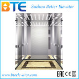 Elevatore di alta classe del passeggero del Ce LMR con la macchina Gearless della trazione