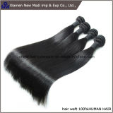I capelli umani di estensione di trama diritta dei capelli tessono