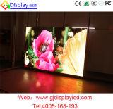 Indicador de diodo emissor de luz interno de venda quente do arrendamento da cor P3.91 cheia de Shenzhen