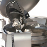 Automatischer Vakuumfleisch-Schüssel-Scherblock