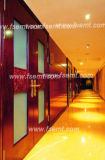 Luxuoso e Elegant Hotel Interior Wooded Wall Panels (EMT-F1206)