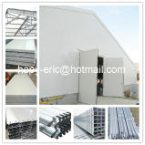 高品質Steel Structure Poultry ShedおよびPoultry Farm Construction