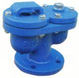 Válvula de ar automática da extremidade da flange do ferro Ductile