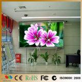 P6mm farbenreiche LED-Bildschirmanzeige-Innenanschlagtafel