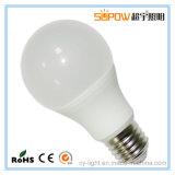 고품질 소성 물질 270 도 광속 Angl6000k 전구 12 와트 LED