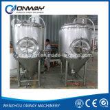 Fermentadora de la cerveza del azúcar de leche del acero inoxidable del precio de fábrica