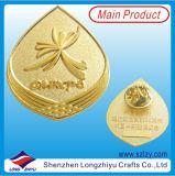 Führers des UAE-Andenken-Abzeichen-Goldgesichts-Bild des kundenspezifischen Abzeichen-3D