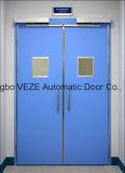 病院の自動振動ドア、自動密閉振動ドア