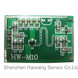 LEDの照明(HW-M10)のための工場供給のレーダーの動きセンサーのモジュール