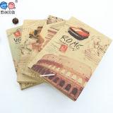 Рециркулированная B5 тетрадь бумажного книга в твердой обложке толщиная (NP (B5) - Y-160P-0003)