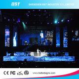 Indicador de diodo emissor de luz ao ar livre do arrendamento P3.91 para o evento do entretenimento