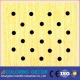 Akustische Eigenschaften quadratischen Holz Timber Acoustic Panel