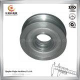 Soem-legierter Stahl-Gussteil-Rad mit der CNC maschinellen Bearbeitung