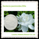 Polvo de Gardenoside del extracto del Gardenia de la alta calidad