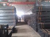 Tubulação de aço do preto barato da seção da cavidade do quadrado dos materiais de construção