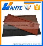 Плитка крыши металла превосходного камня огнестойкости цветастого Coated