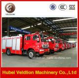 Пожарная машина топливозаправщика воды HOWO 6000L/6000liter/6cbm/6m3