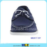 Zapatos al por mayor del barco del ocio para los hombres