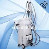 Machine ultrasonique de Cavitation+Vacuum Liposuction+Laser+Bipolar RF+Roller pour fondre le gros ce