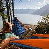 Het kamperen de Hangmat van het Valscherm