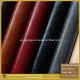 Top Vente de haute qualité en cuir PU chaussures Oil (001)