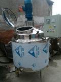 Tanque Jacketed do tanque elétrico do aquecimento de gás do tanque do aquecimento