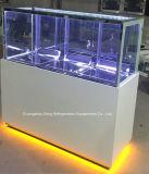 Schokoladen-Bildschirmanzeige-Kühlraum-Bildschirmanzeige-Schaukasten