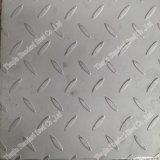 304 plat de plancher de diamant de l'acier inoxydable 304L 316 316L
