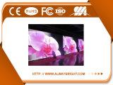 P6.25 500*1000mm muoiono gli armadietti di esposizione locativi del LED della fusion d'alluminio