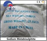 Catégorie comestible minimum et sodium industriel Metabisulfite de 97% de pente