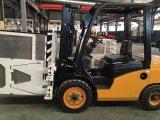 3t 공장 디젤 엔진 판지 죔쇠 유압 포크리프트