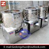 Desplumadora automática del pollo del equipo de la cocina