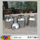 balde de leite do aço 20L inoxidável