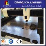 Углерод высокой точности, алюминиевый автомат для резки лазера волокна листа металла