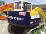 40.7kw Water_Cooling Turbo_Chargingの日本によって使用される掘削機(kmatsu PC60)